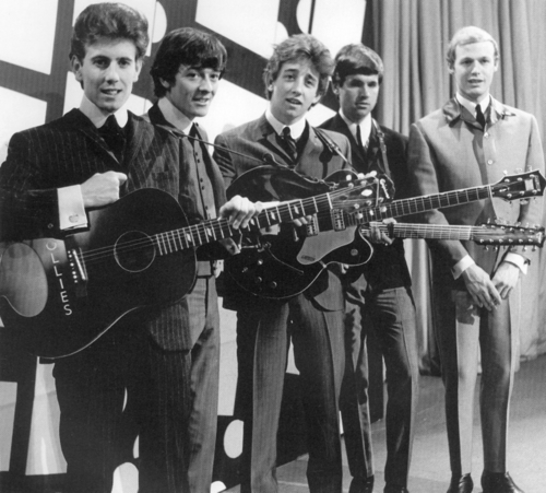 The Hollies Every Moment Has A Song
