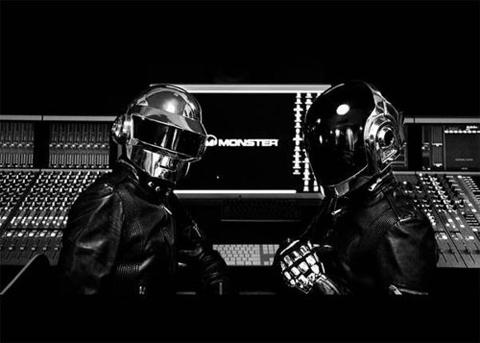 Punk Studio Studio 3 Daft Punk