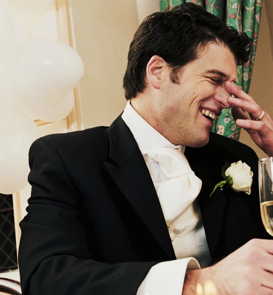 Awkward17 Worst Things To Say In A Wedding Speech