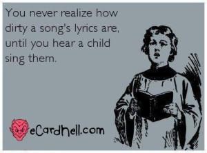 dirty lyrics