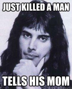 just killed