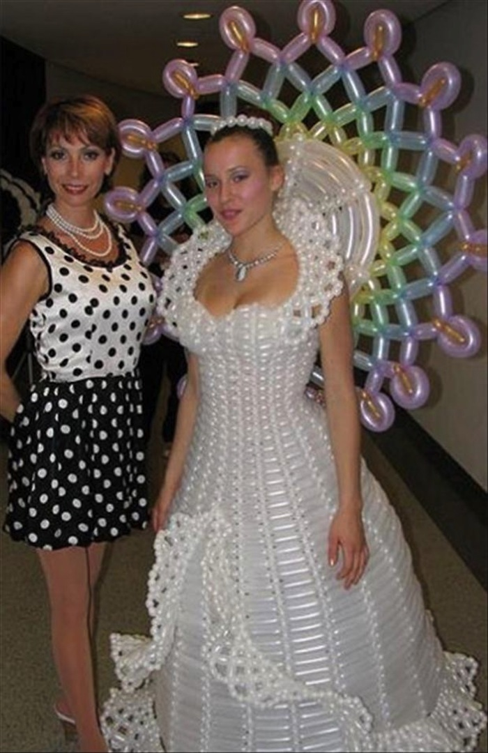 Bad Wedding Dresses Every Moment Has A Song