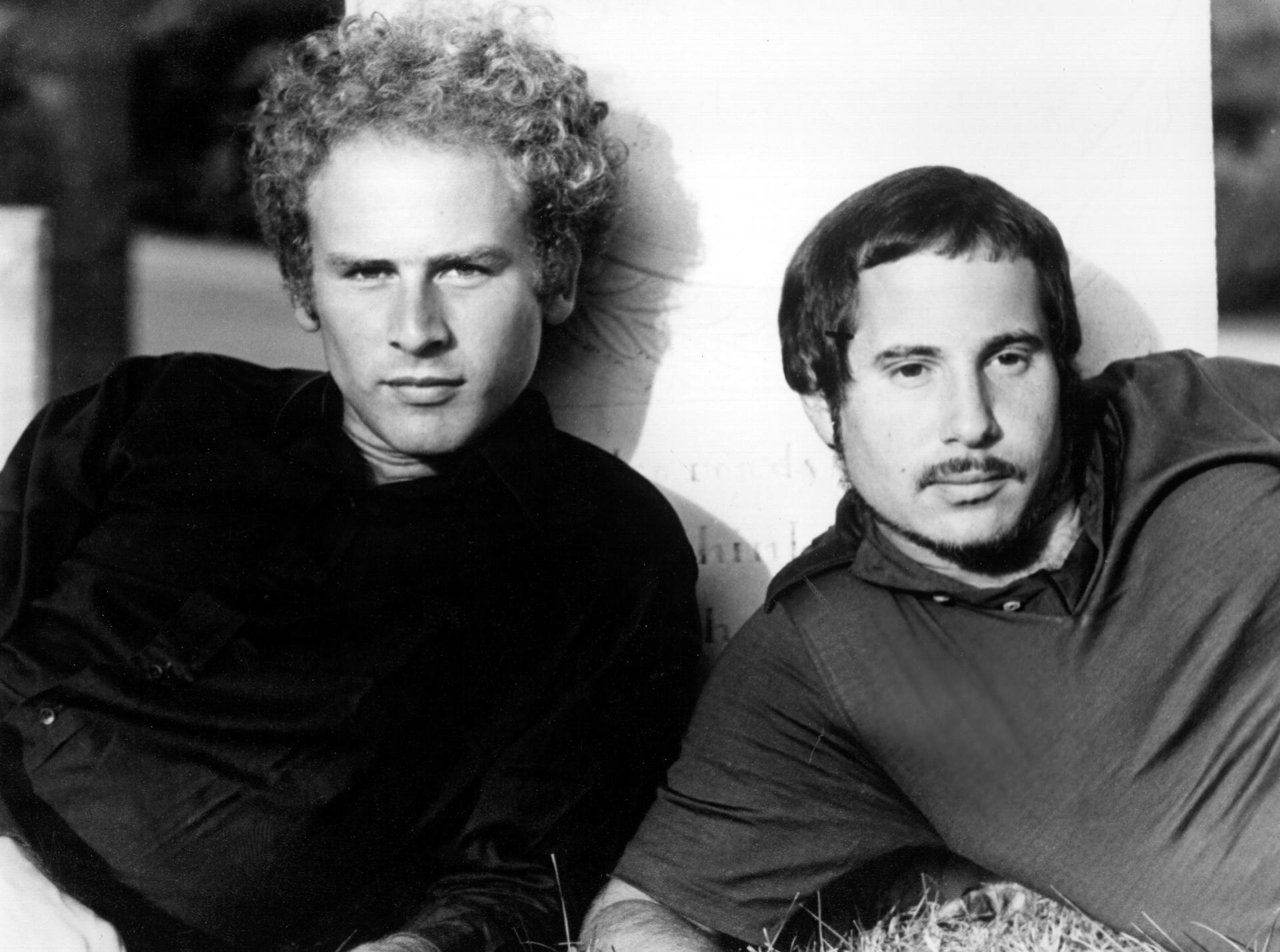 Resultado de imagen de simon and garfunkel 1970